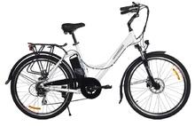 Градски алуминиев електрически велосипед Longwise