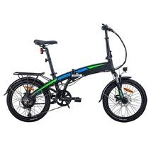 Сгъваемо електрическо колело  TNT 20 | черен