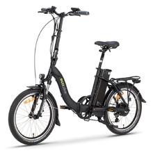 Сгъваемо електрическо колело EcoBike Even