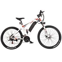 Планински електрически велосипед Elmotive CD15 27.5   бял